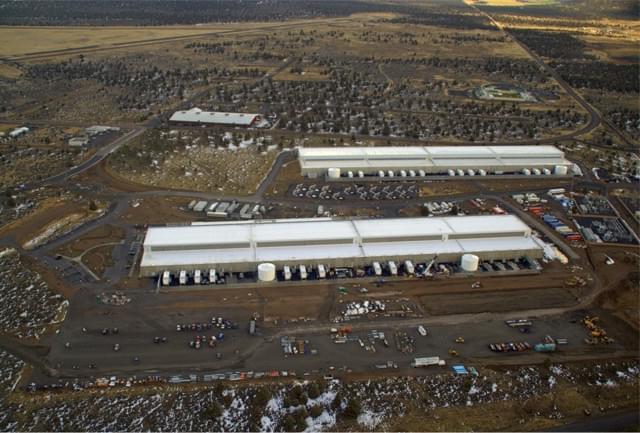 想在犹他州建数据中心?Facebook有点头疼