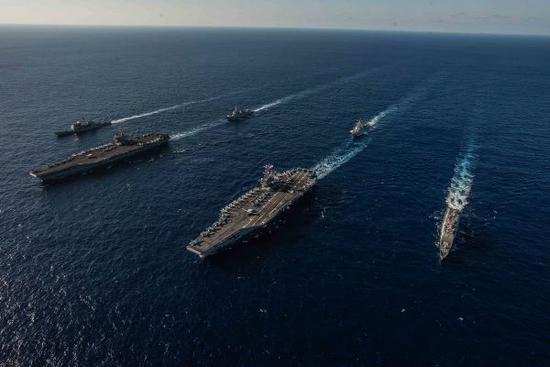 美海军被要求不要精致舰艇 航母制造或受影响