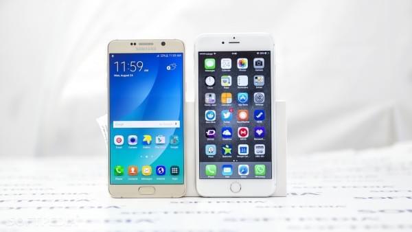 报告显示Android设备比iPhone更可靠的照片 - 1