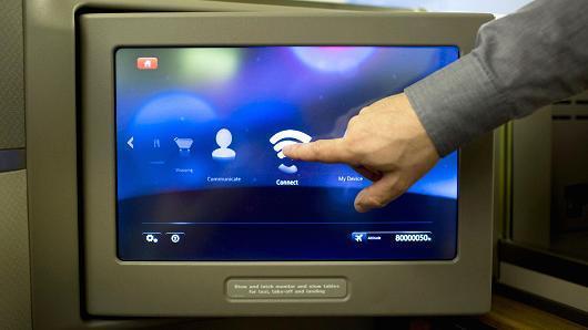 传谷歌洽谈收购诺基亚机载WiFi技术 加强娱乐业务