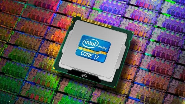 办了20年大会为啥取消?Intel:不依赖PC处理器的照片