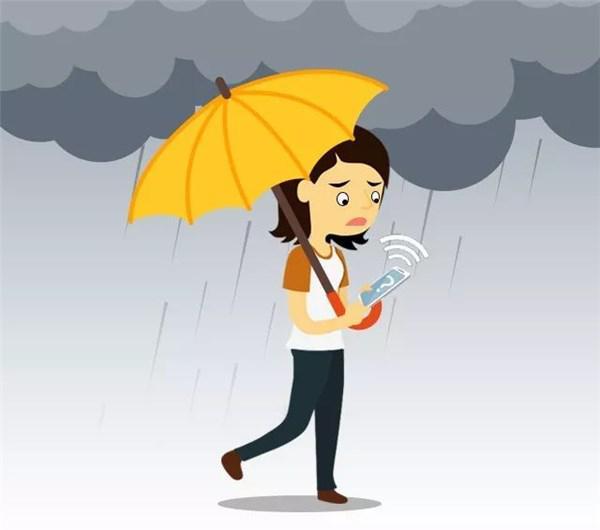 中国移动官方科普:手机信号强弱竟还与天气有关