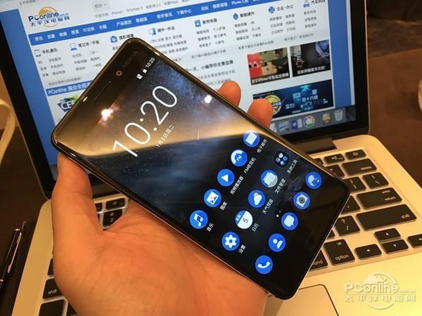 Nokia 6现场评测:虽配置感人 但还是芬兰的味道的照片 - 1