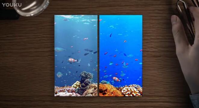 三星宣传片现超高屏占比Galaxy S8的照片 - 5