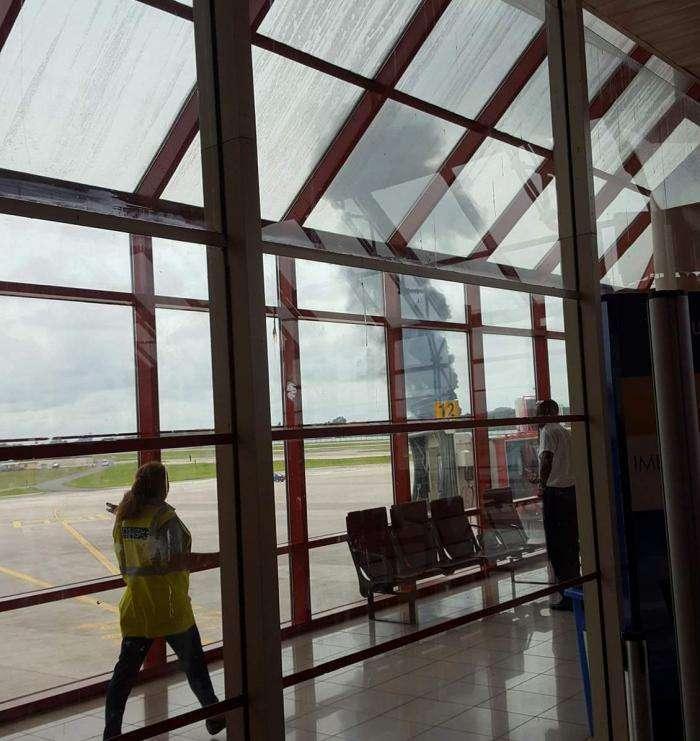 古巴外交部:初步核实坠毁客机上未发现有中国公民