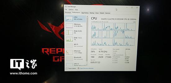 128GB内存笔记本见过吗?华硕ROG展台还就有