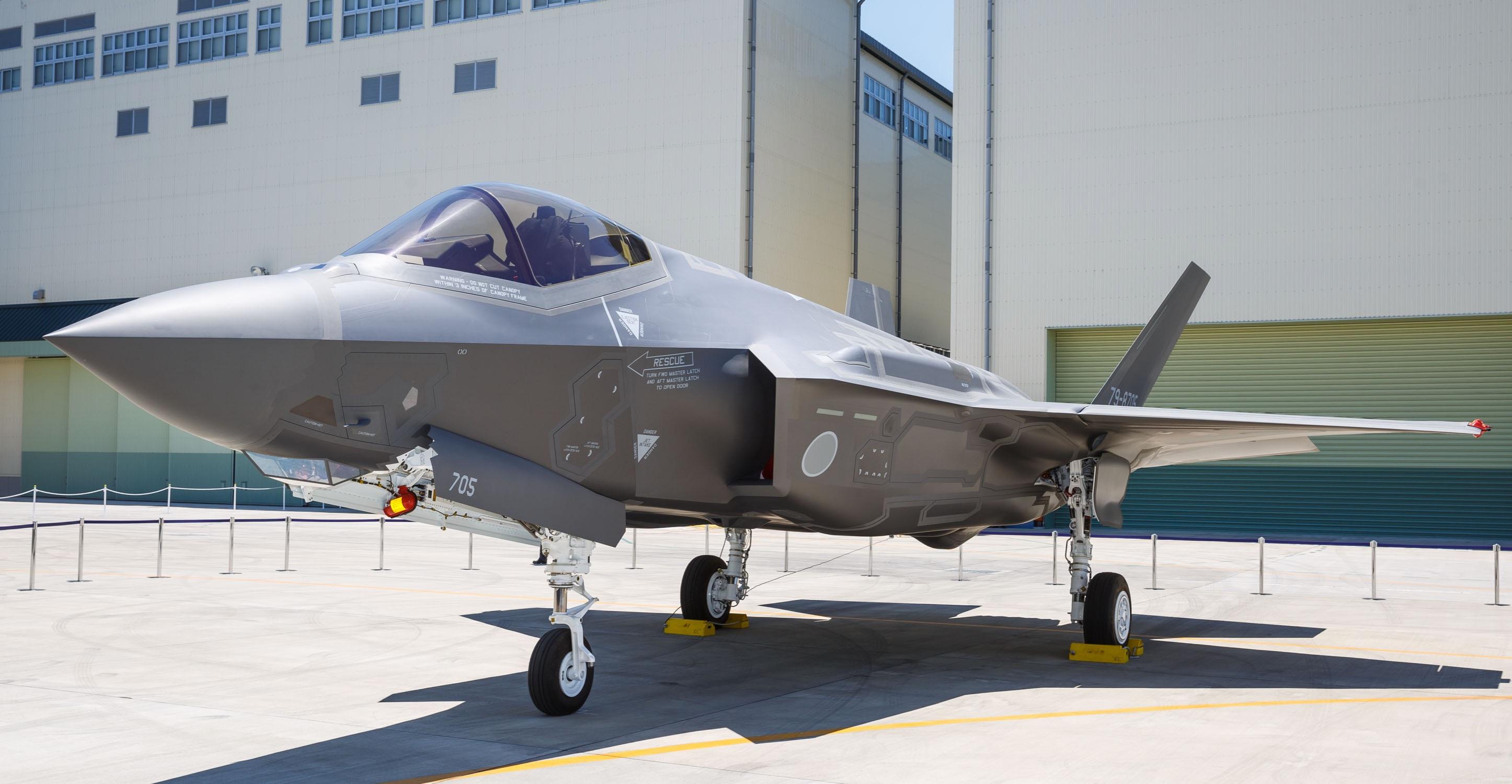 日本将追加采购F35对抗中国 机