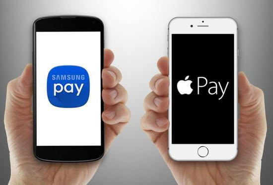 调查:苹果支付用户满意度完败三星支付