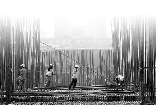 R1号线轨道交通演马庄站主体已经建成.记者王锋 摄-济南 地铁R1线图片