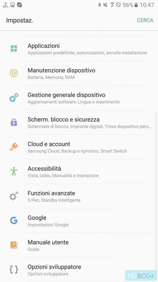 Galaxy Note7全新TouchWiz UX用户界面曝光的照片 - 23