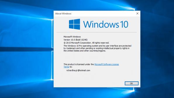 Windows 10 RTM过渡期延迟至5月份的照片 - 1