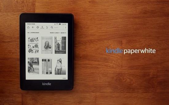 亚马逊发布全新Kindle Paperwhite:加入iPX8防水