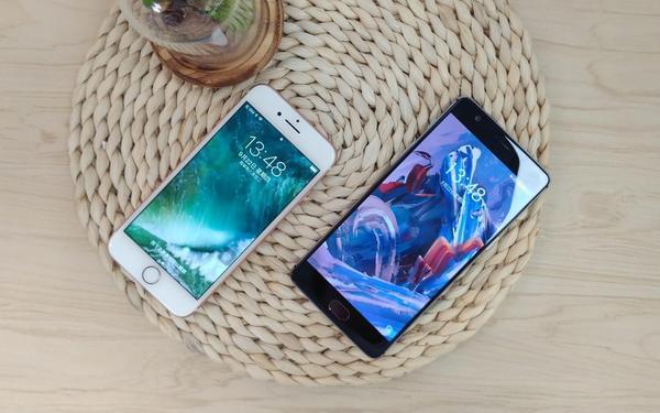 iPhone 7拍照对比一加3的照片 - 1
