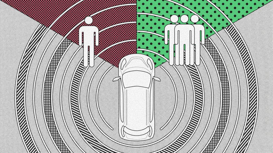 《自然》发表自动驾驶伦理调查:遇到事故如何抉择