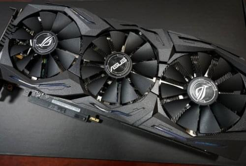 华硕GTX 1070-O8G显卡西安价格3599元