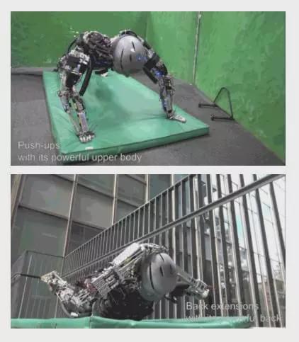 """这款仿生机器人不仅更像人 还能像人一样""""出汗"""""""