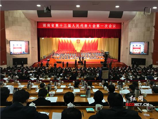 2018年,新一届湖南省人大常委会履职亮点有哪