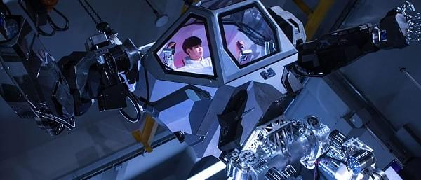 Hankook Mirae展示四米高的Method-2载人两足机器人的照片 - 9