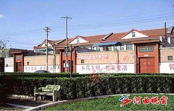 河曲县委书记边东圣调研农村建筑特色风貌整治