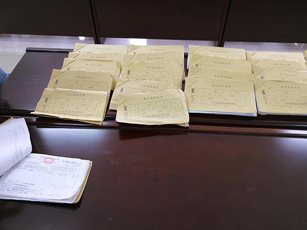 长沙破36亿元虚开增值税发票案 银行记载2亿余条