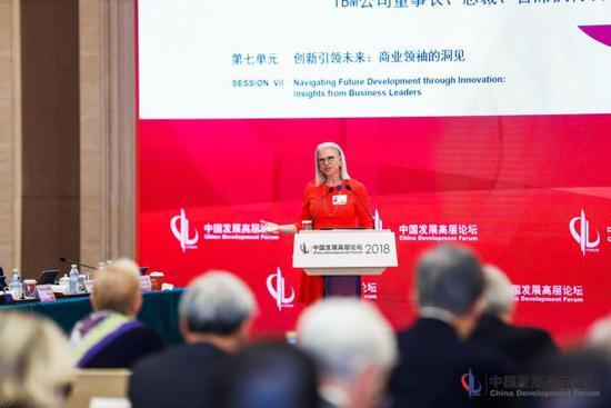 IBM董事长罗睿兰:科技行业正迎来第三次指数型变革