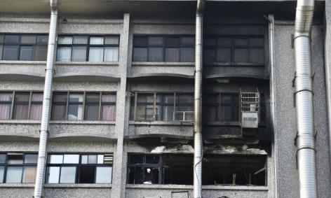 臺北醫院火災致多人死傷 或因病房電動床起火所致