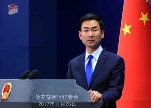 李明哲被审判表明中方立场更强硬?外交部回应