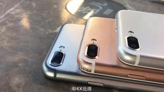 iPhone 7 Pro多色齐曝光的照片 - 2