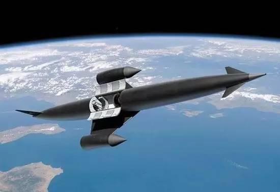 中国开始研制组合动力飞行器:速度或达音速7倍