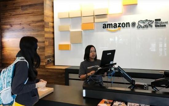 美国将迎疯狂购物季 亚马逊计划雇佣12万名临时工