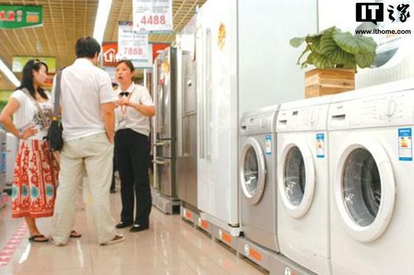 洗衣机新国标将实施,这三项改变你需要知道