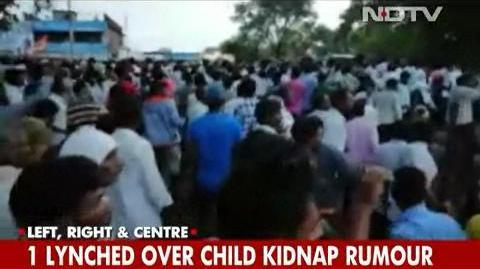 Google一名软件工程师被误认为拐卖儿童者 遭村民群殴致死