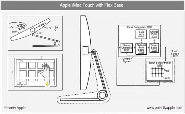 苹果在6年前就获得了类似于Surface Studio的专利的照片 - 1