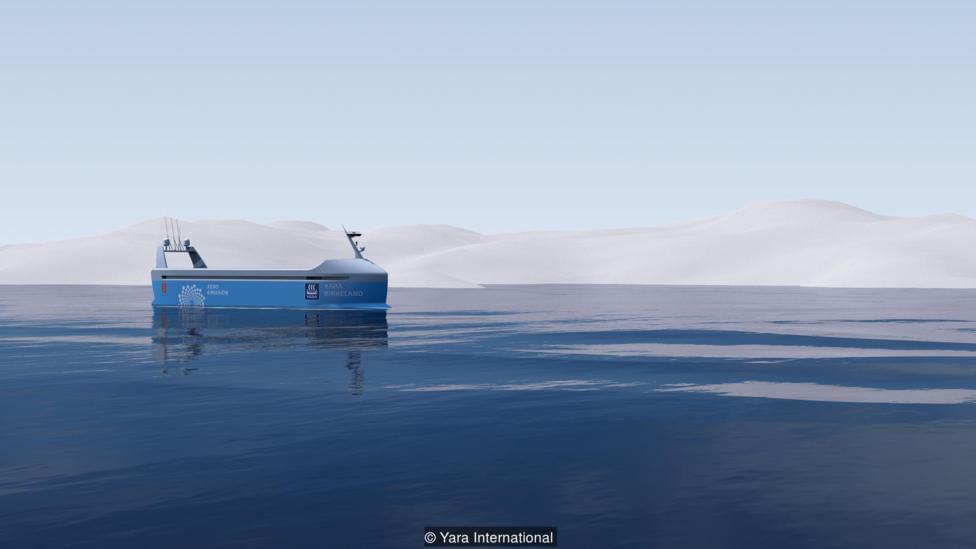 未来船舶:新材料制造、远程操控、太阳能驱动
