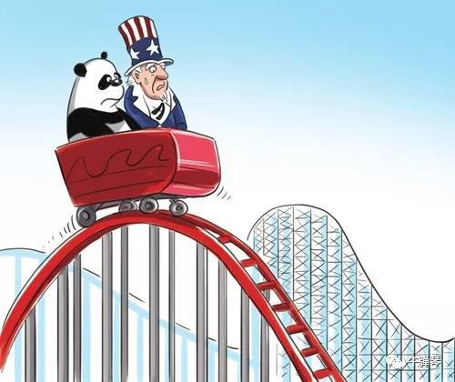 中美贸易战出现新动向 特朗普这个表态内有玄机!