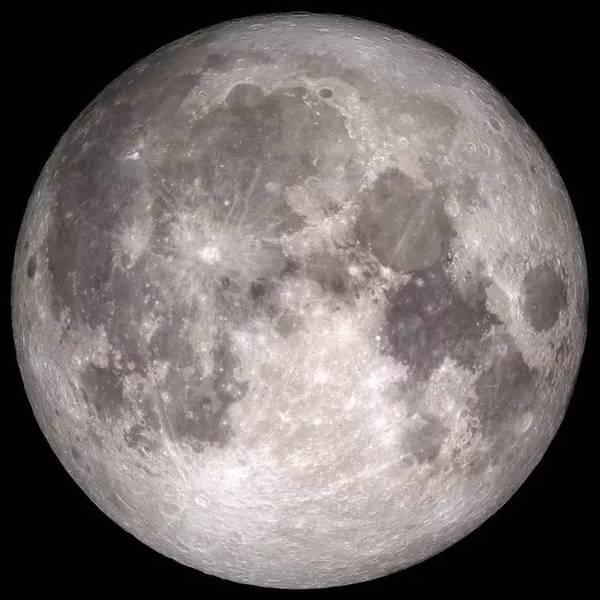 [多图]超级月亮背后的科学