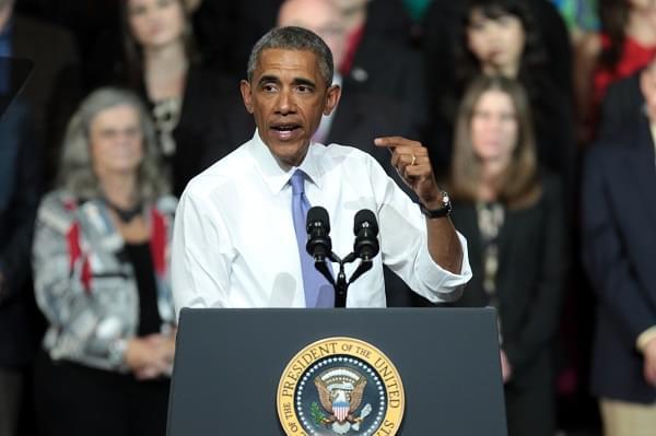 """奥巴马《科学》发文:清洁能源发展""""不可逆转""""的照片"""