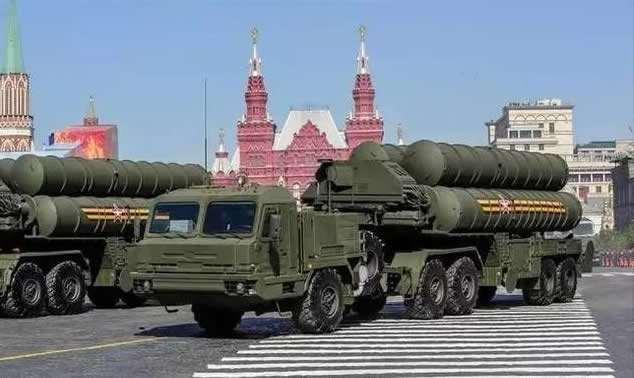 俄借S400军售撬动地缘格局 印美因此分歧加大