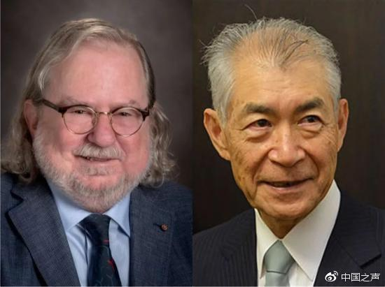医学奖获奖者曾在中国同台获奖 相关抗癌药已上市