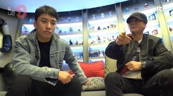 JYP朴轸永当面批YG练习生 梁铉锡胜利表情凝重