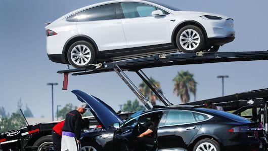特斯拉Model S/X取消内饰选配,以加快生产速度[组图