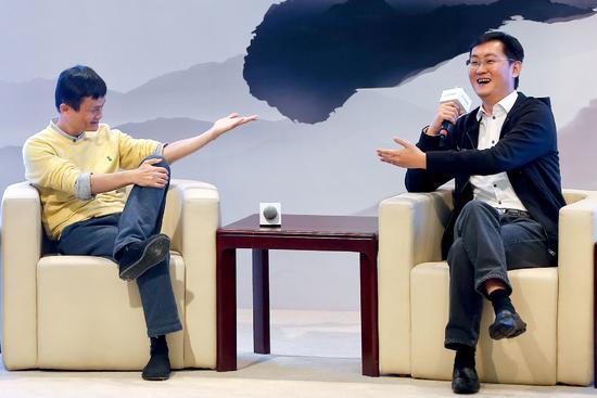阿里巴巴VS腾讯:中国的网络霸主之战谁能笑到最后?