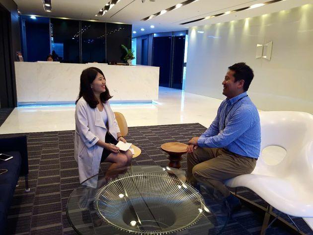韩国投资人谈区块链:落后中国 希望嫁接中国平台