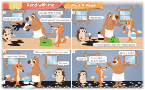 vipjr幼儿课程开课_给孩子科学的英语启蒙