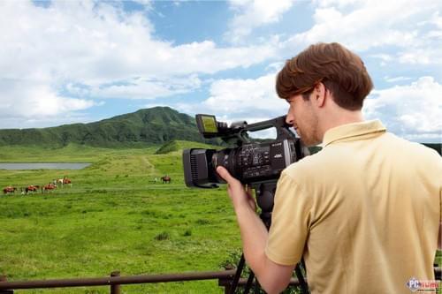 专业摄像机 索尼AX1E西安现货23800元