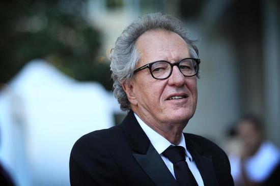 杰弗里拉什宣布辞去澳大利亚奥斯卡主席一职