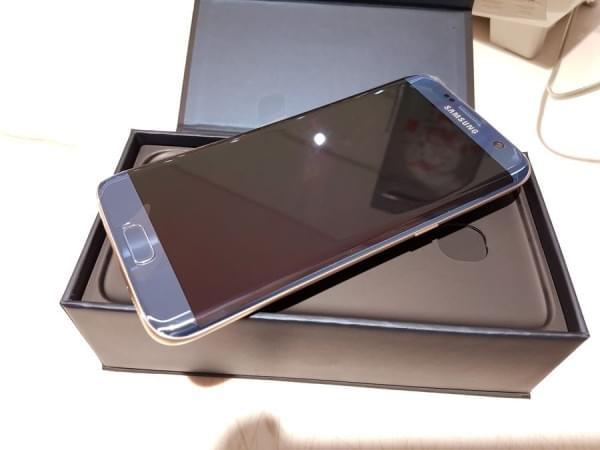 珊瑚蓝版Galaxy S7 edge开箱的照片 - 10