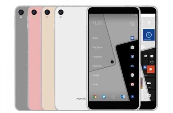 诺基亚入门神机曝光:Android 7.0+1GB内存的照片 - 1
