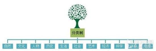 百科分类树