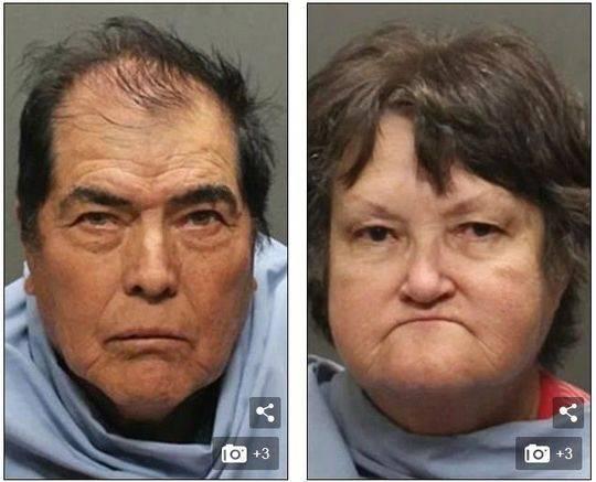 美夫妇将4名子女关押进卧室不给吃喝 不让上厕所